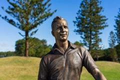 Arnie Statue