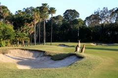 Sanctuary Cove The Palms Hole 17